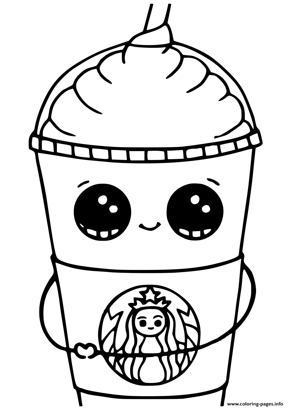 coloring pictures starbucks starbucks coloring page at getcoloringscom free pictures coloring starbucks