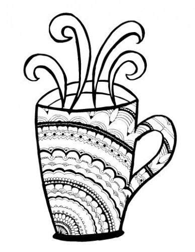 coloring pictures starbucks starbucks coloring page at getcoloringscom free starbucks pictures coloring