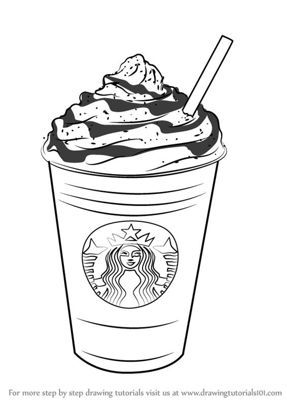 coloring pictures starbucks starbucks coloring page at getdrawings free download starbucks pictures coloring