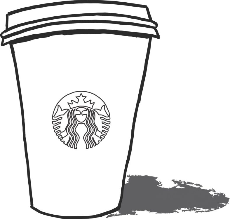coloring pictures starbucks starbucks coloring pages coloring pages starbucks coloring pictures