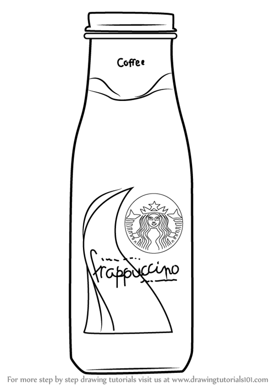 coloring pictures starbucks starbucks cup drawing at getdrawings free download coloring starbucks pictures