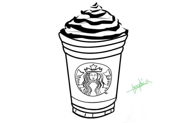 coloring pictures starbucks starbucks logo coloring page sketch coloring page starbucks coloring pictures