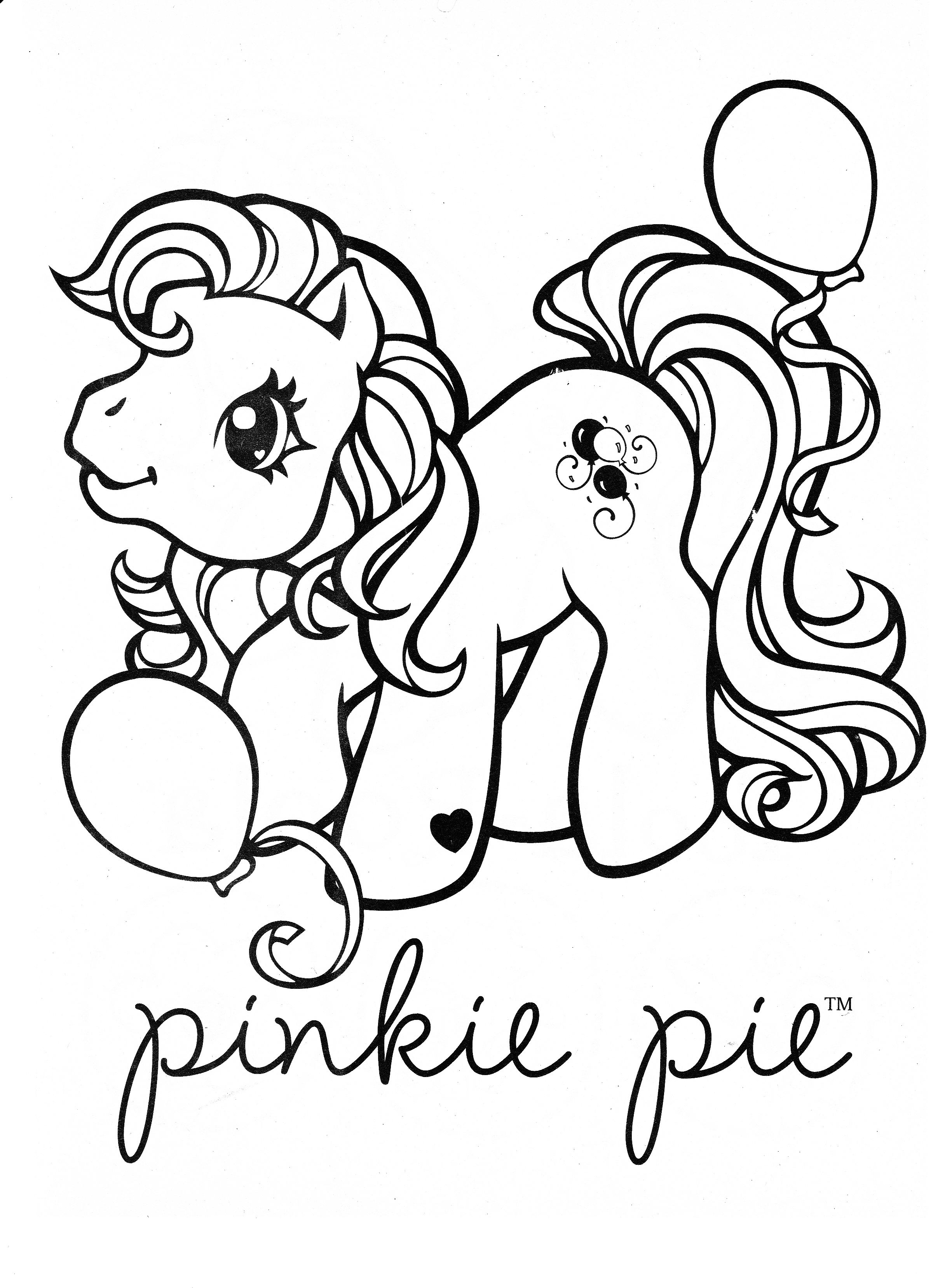 coloring pinkie pie my little pony coloring page mlp pinkie pie coloring pinkie pie coloring