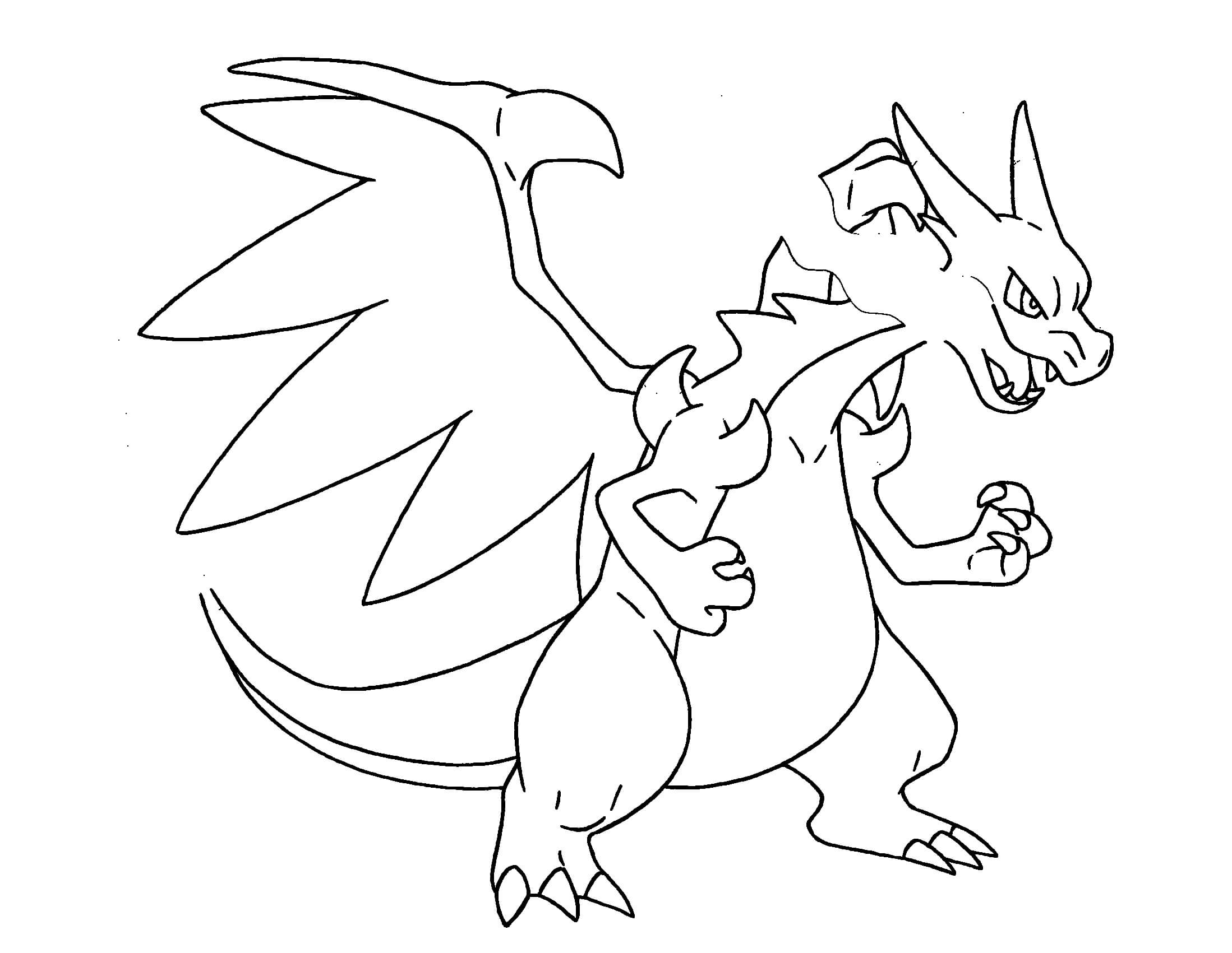 coloring pokemon charizard charizard coloring pages to download and print for free coloring charizard pokemon
