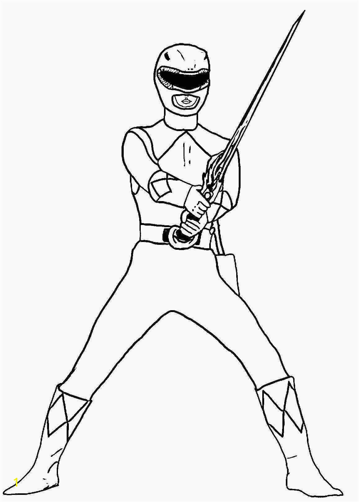 coloring power rangers mighty morphin power ranger coloring pages rangers power coloring