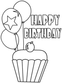 coloring printable birthday cards free happy birthday grandma coloring pages at getcoloringscom coloring cards free printable birthday