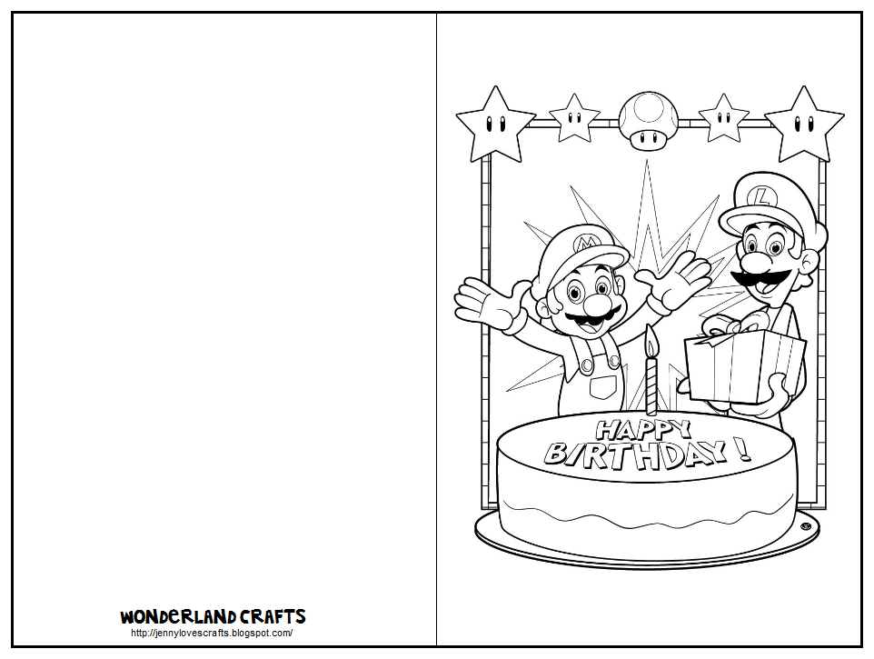 coloring printable birthday cards free personalized happy birthday coloring pages at getcolorings free printable birthday coloring cards