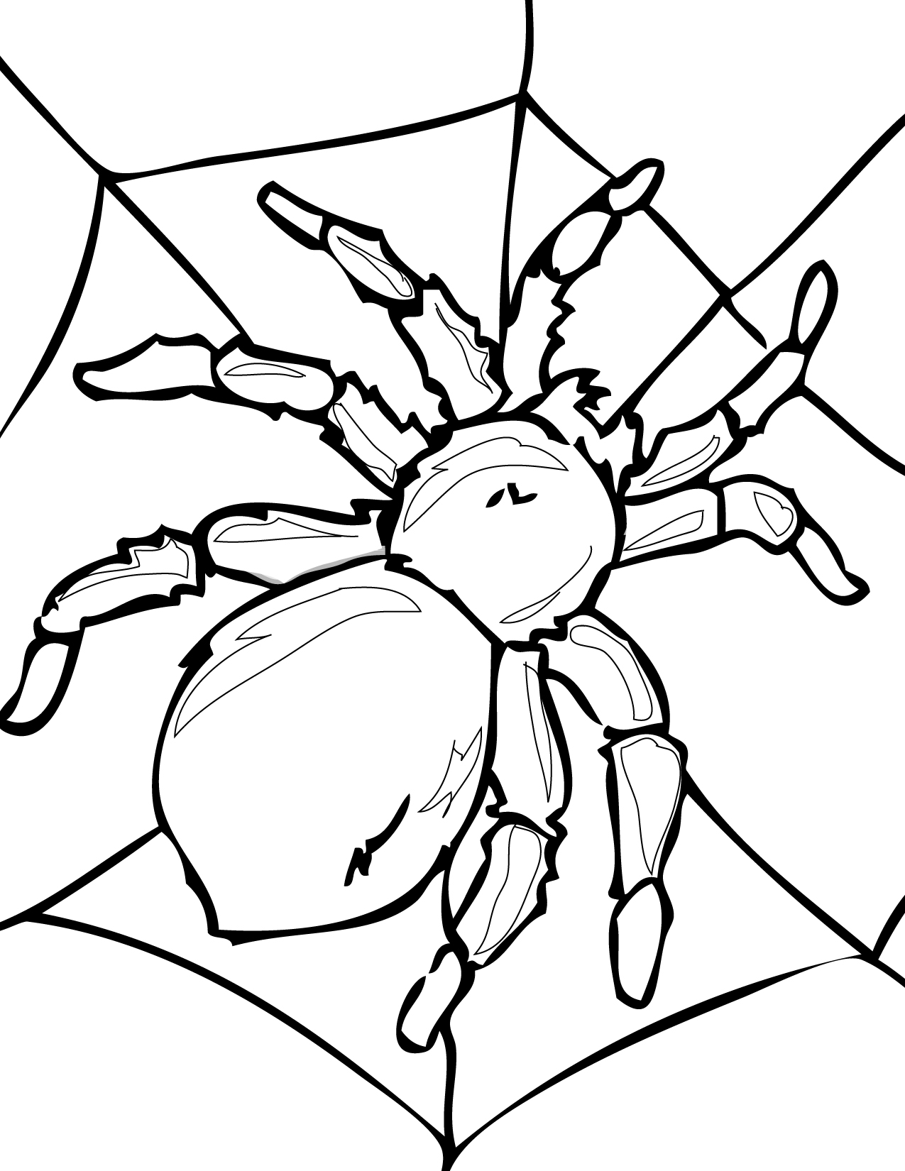 coloring printable spiders spider coloring pages to download and print for free printable coloring spiders