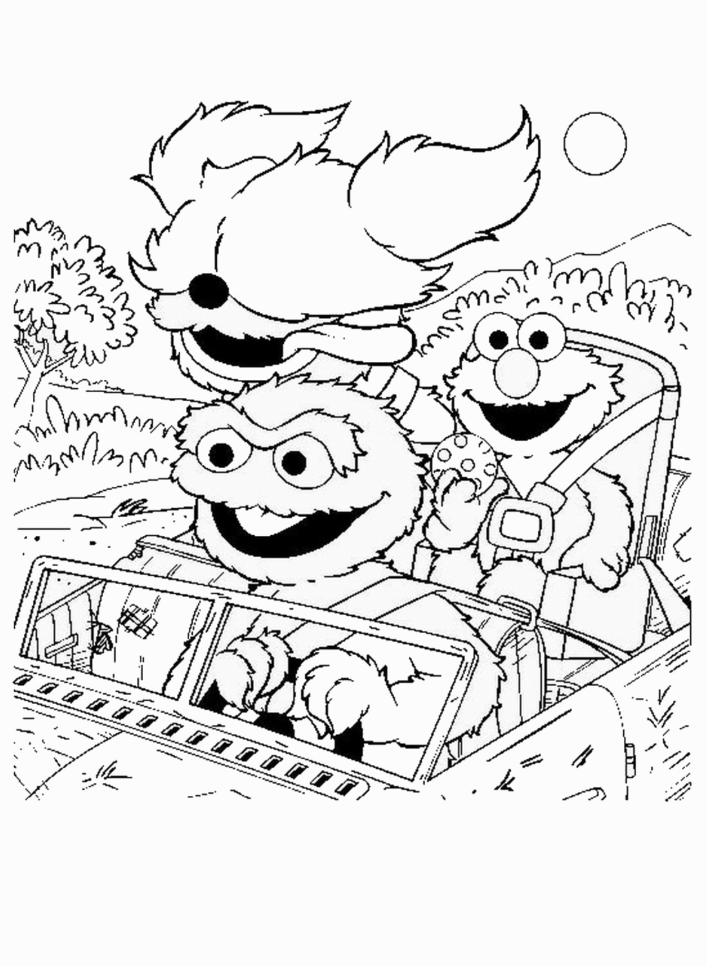 coloring printables sesame street coloring pages printables coloring