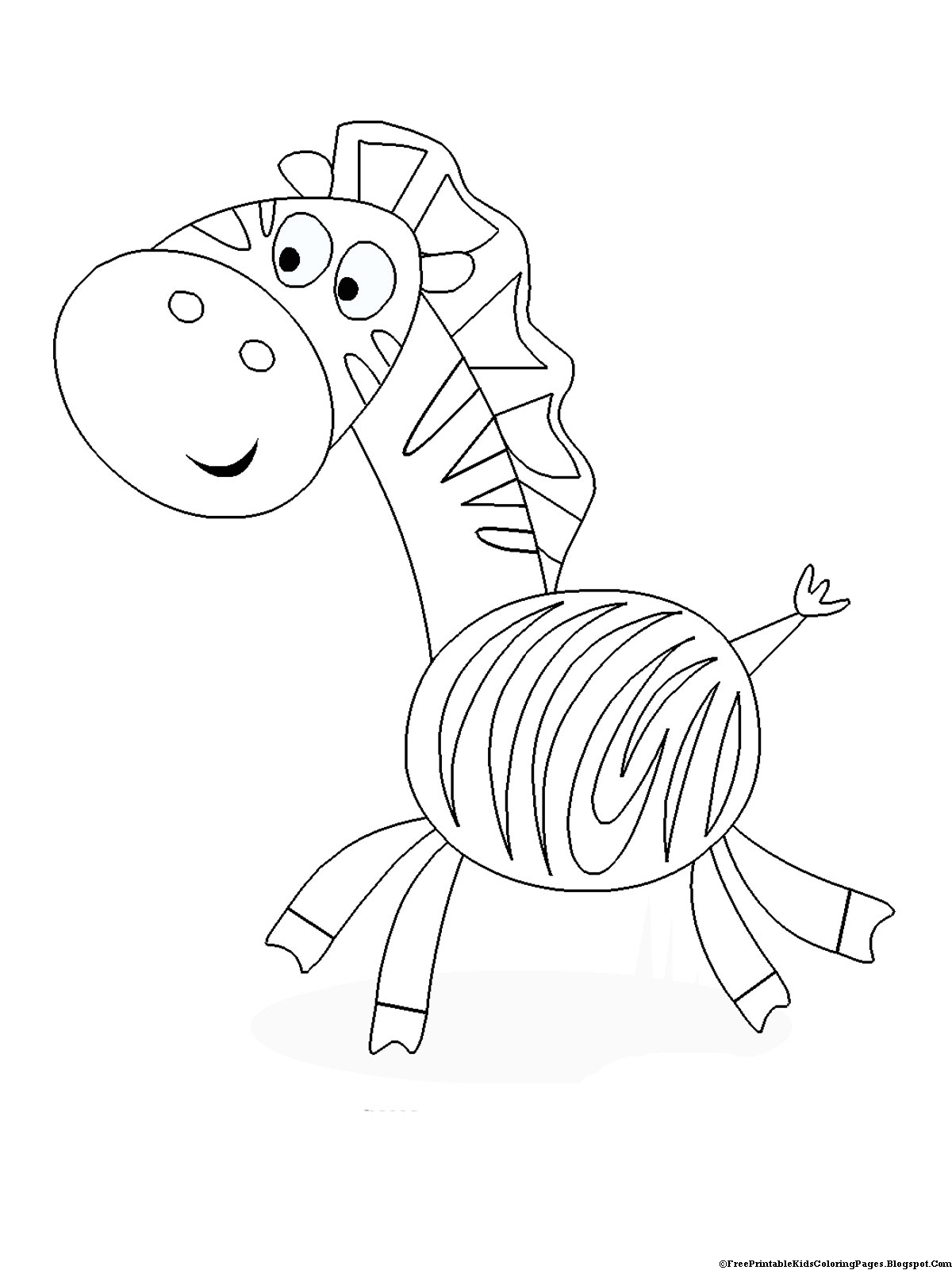 coloring printables zebra coloring pages free printable kids coloring pages coloring printables 1 2
