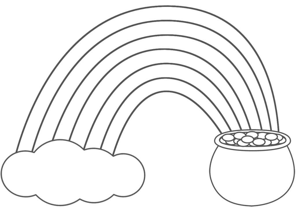 coloring rainbows free printable rainbow coloring pages for kids coloring rainbows