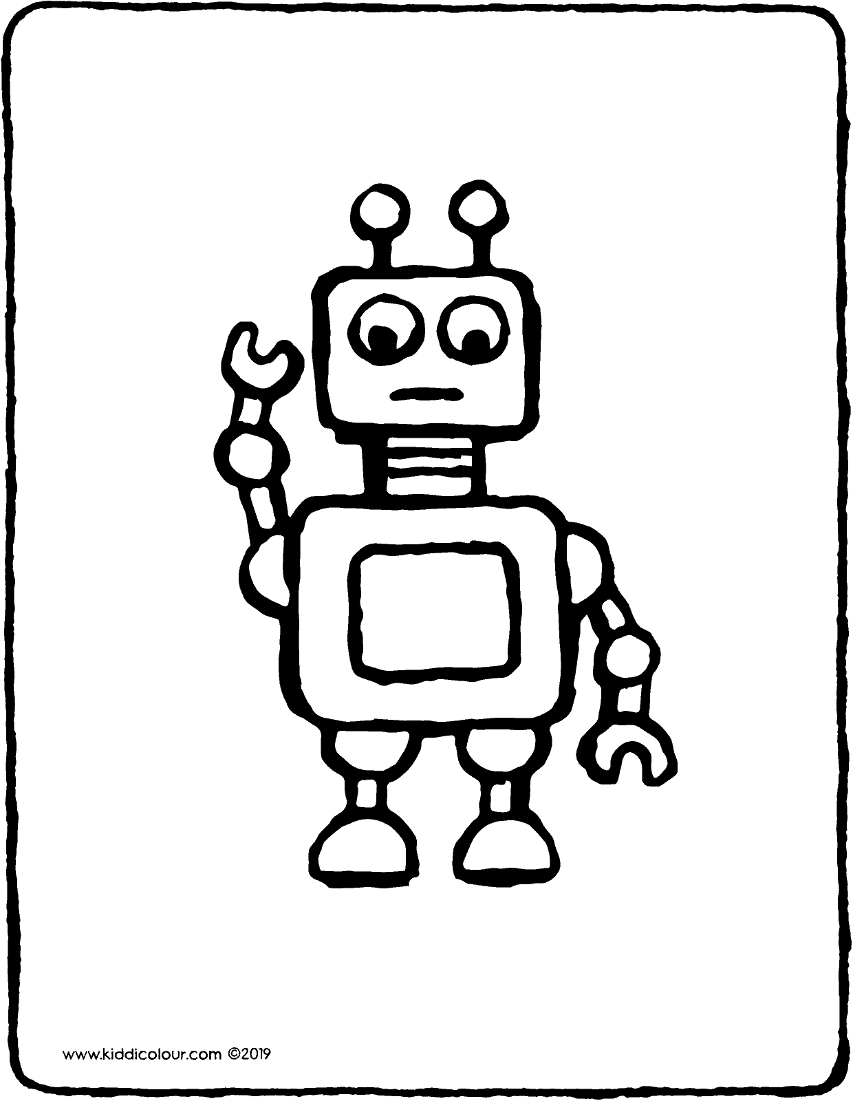 coloring robot drawing robot coloring pages free fcp coloring robot drawing