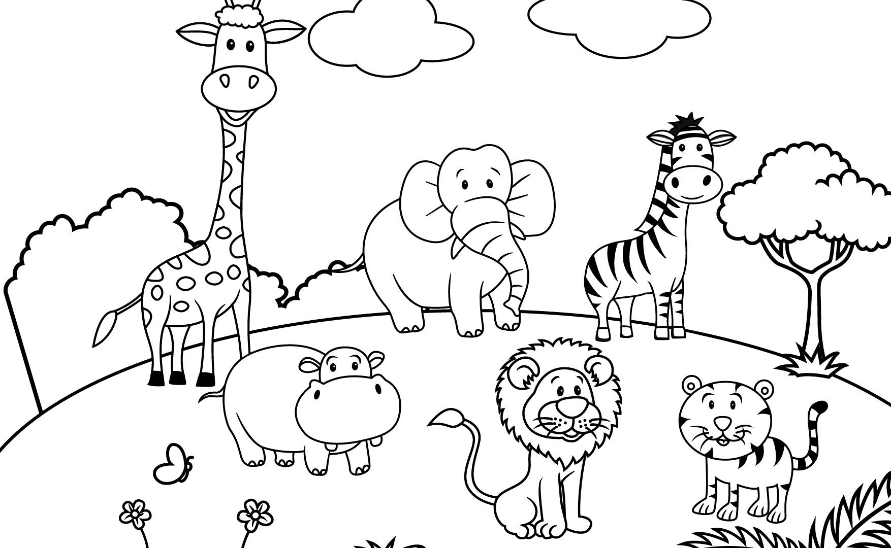 coloring scene fall scene coloring pages at getdrawings free download coloring scene