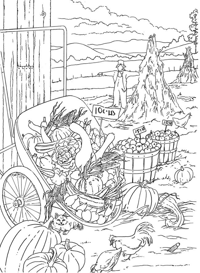 coloring scene scenery coloring pages for adults best coloring pages coloring scene