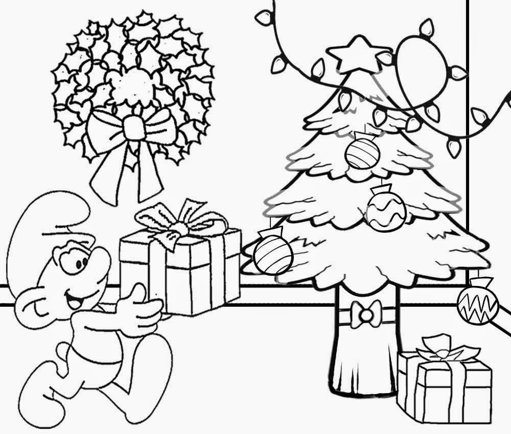 coloring scenes for kids christmas tree scenery clipart black and white 20 free scenes kids coloring for