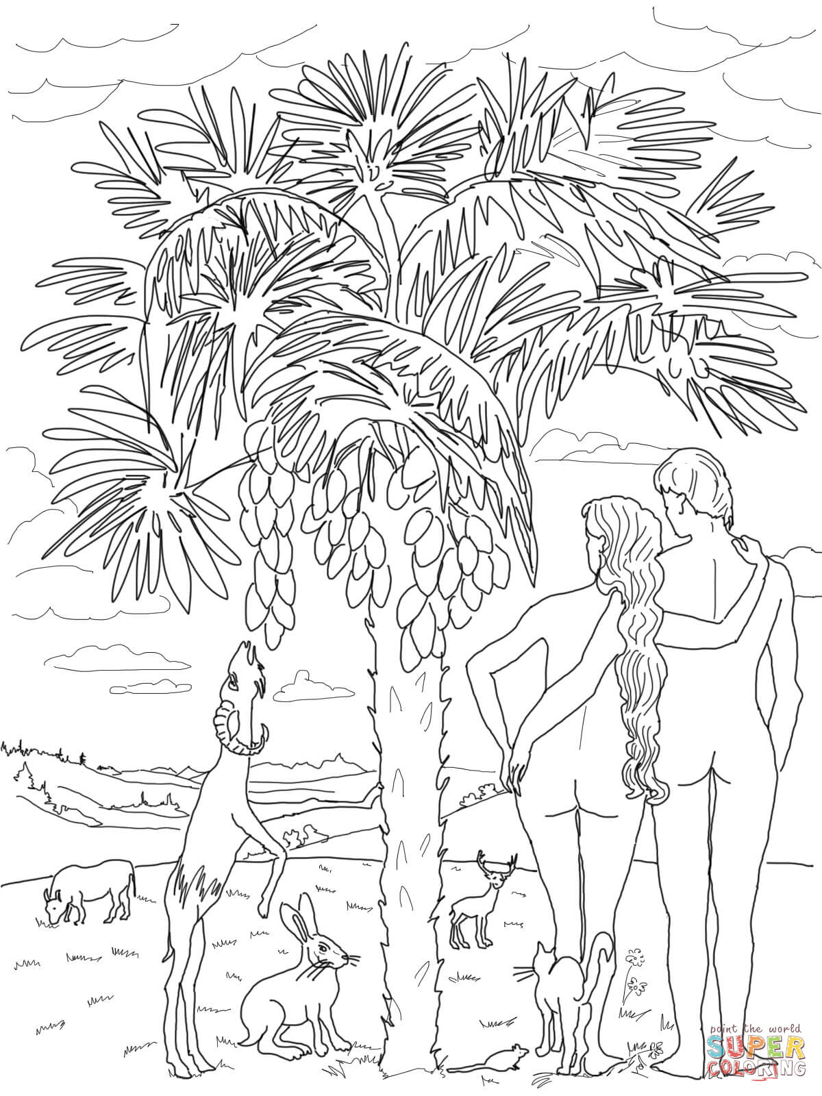coloring sheet 6 days of creation drawing 6th day of creation coloring pages stackbookmarksinfo coloring sheet drawing of creation days 6