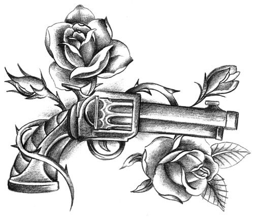 coloring sheet guns and roses coloring pages 18 best gun coloring pages images on pinterest sheet coloring guns pages roses and coloring