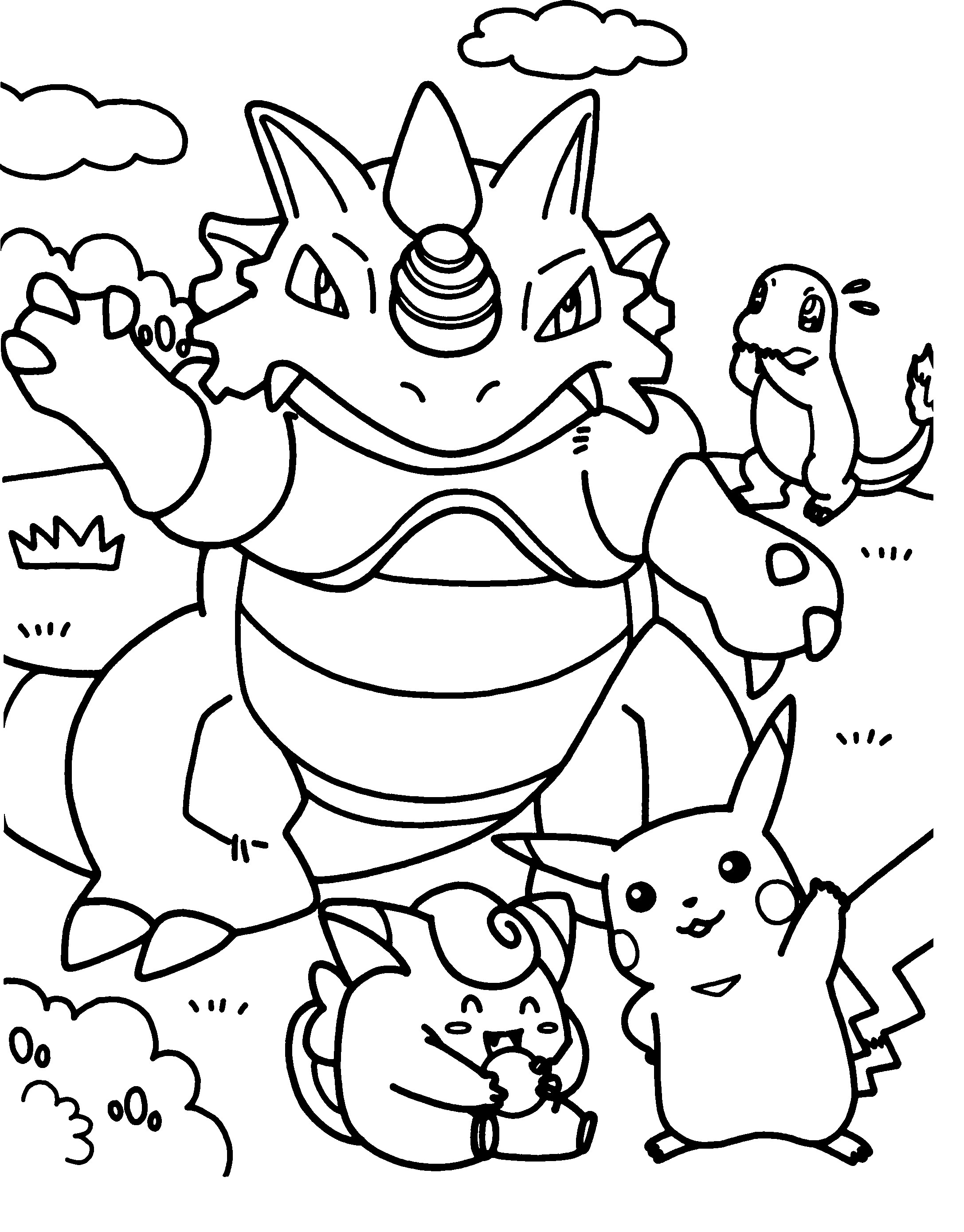 coloring sheet pokemon pokemon coloring pages free and printable sheet pokemon coloring