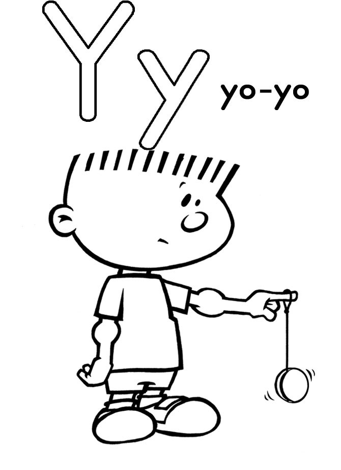 coloring sheet y letter y coloring pages to download and print for free coloring y sheet