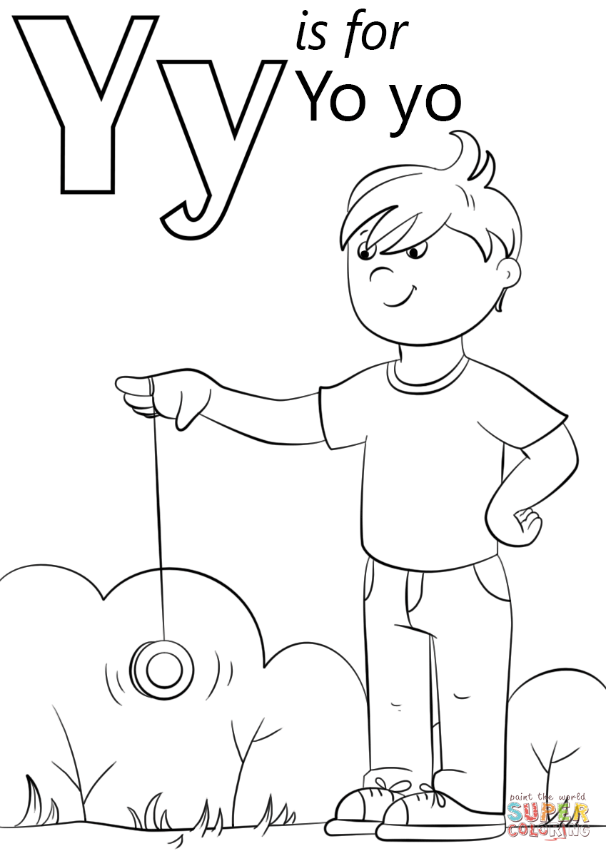 coloring sheet y letter y writing practice and coloring page printables coloring y sheet