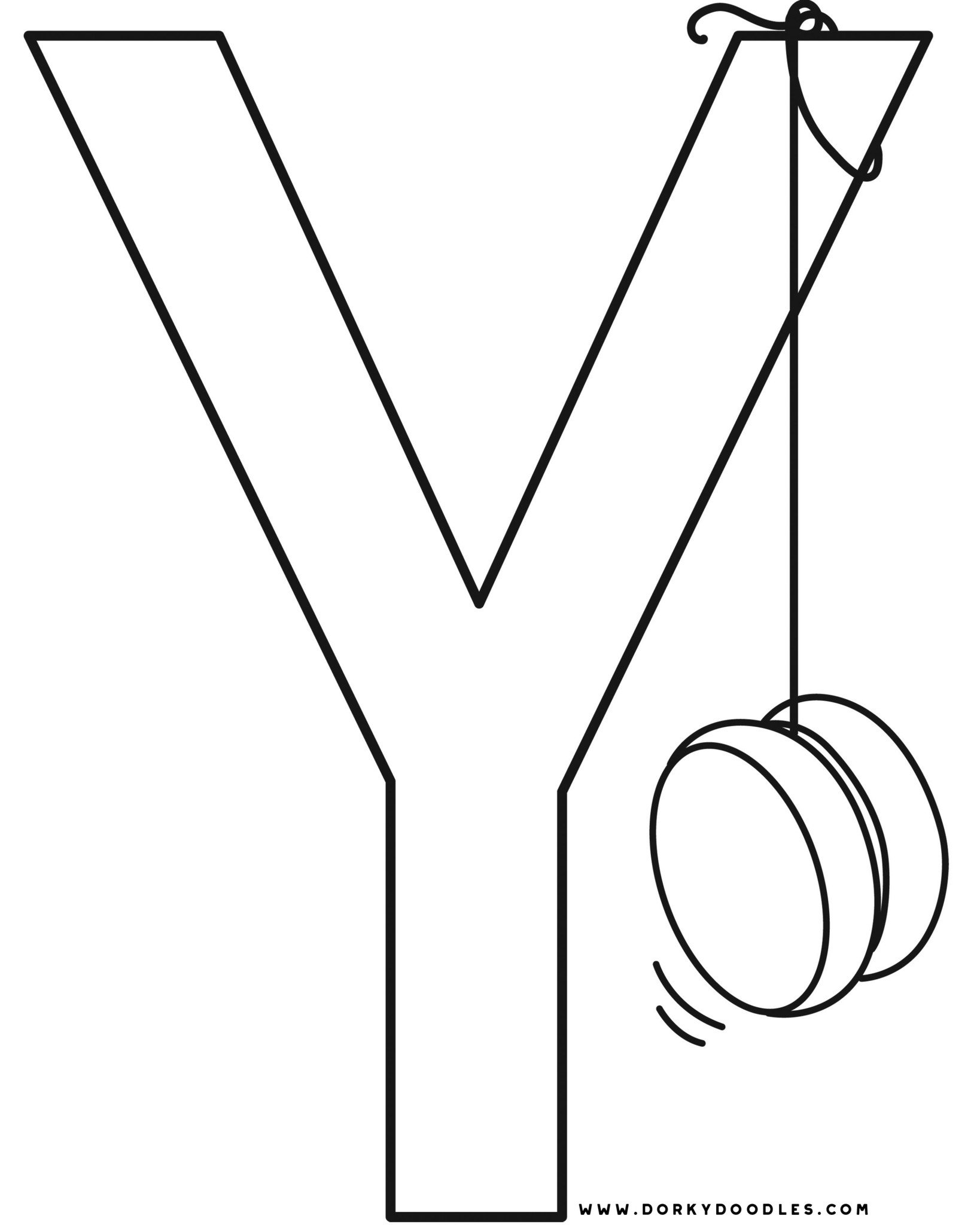 coloring sheet y the letter y coloring pages coloring home y coloring sheet