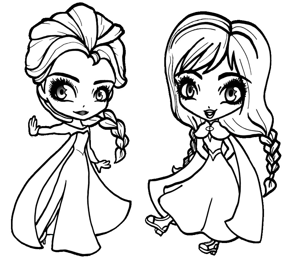 coloring sheets elsa and anna elsa and anna coloring pages printable at getcoloringscom anna and coloring sheets elsa