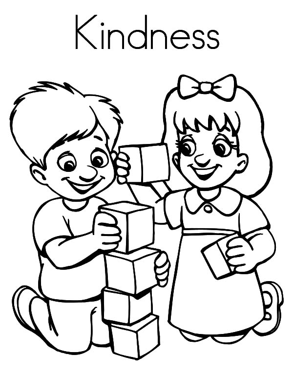 coloring sheets kindness acts of kindness coloring pages at getcoloringscom free coloring kindness sheets