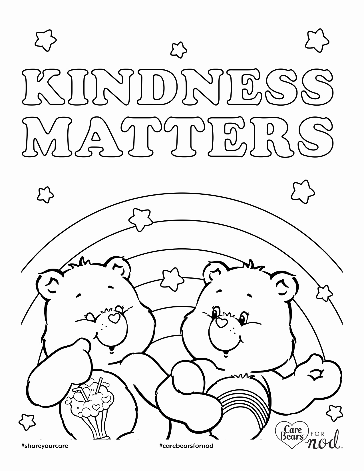 coloring sheets kindness kindness coloring pages at getcoloringscom free kindness coloring sheets