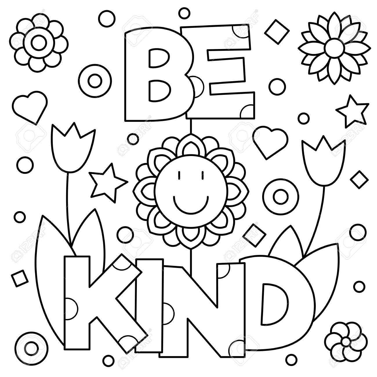 coloring sheets kindness kindness quote coloring pages doodle art alley coloring kindness sheets
