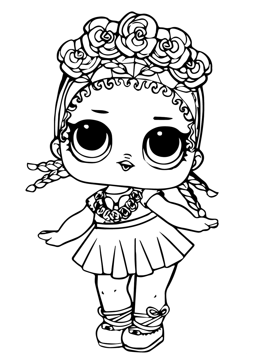 coloring sheets lol lol surprise dolls coloring pages print them for free coloring sheets lol
