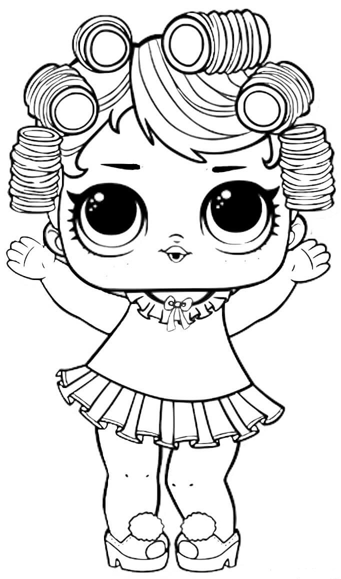 coloring sheets lol lol surprise dolls coloring pages print them for free sheets coloring lol 1 1
