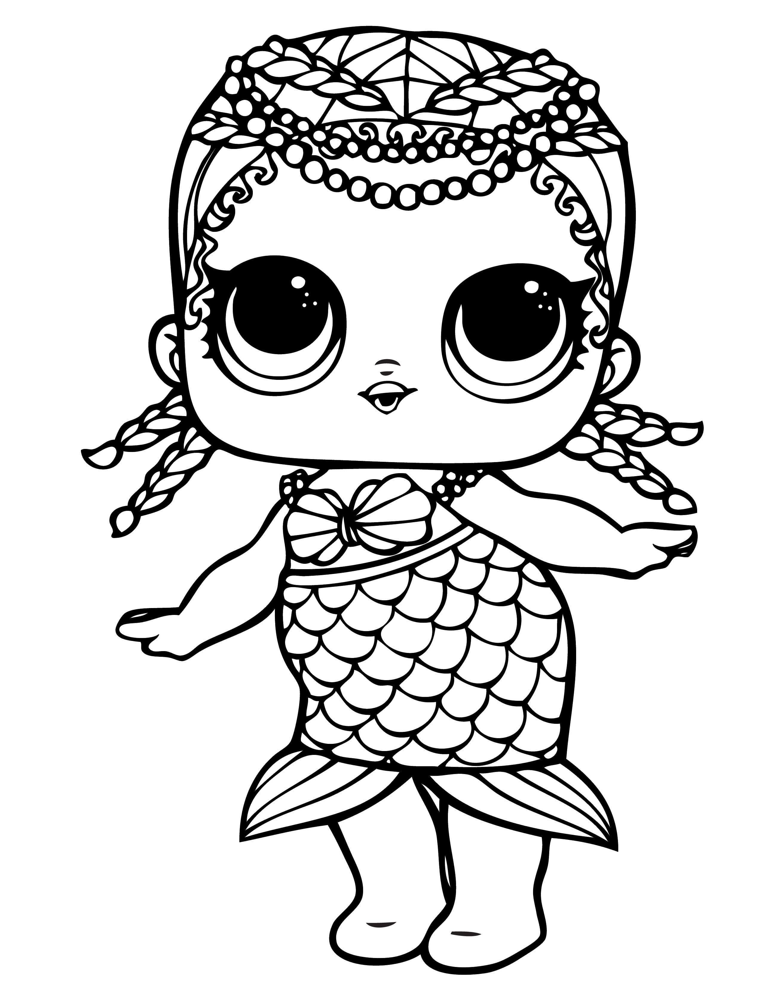 coloring sheets lol lol surprise dolls coloring pages print them for free sheets coloring lol 1 3