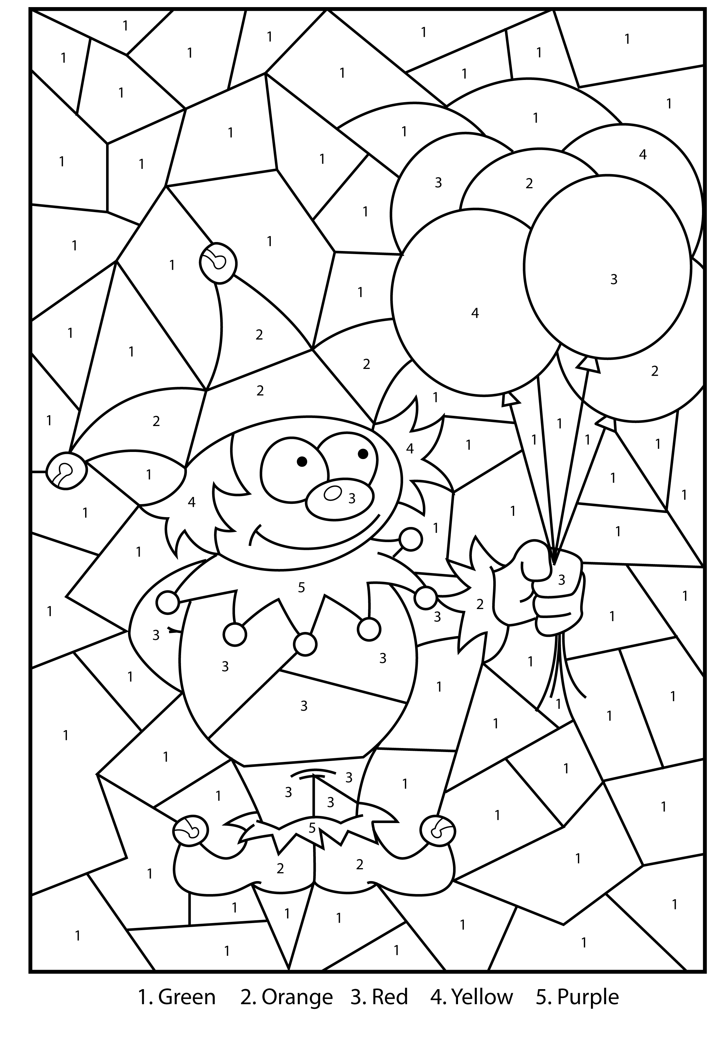 coloring sheets with numbers free printable color by number coloring pages best numbers sheets with coloring