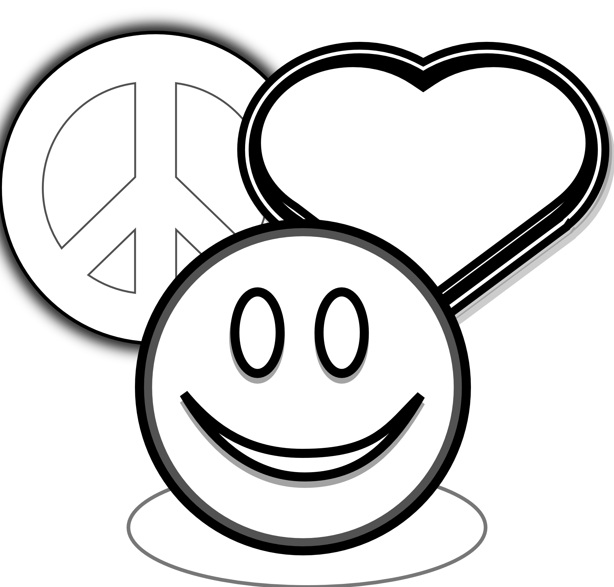 coloring sign free printable peace sign download free clip art free sign coloring