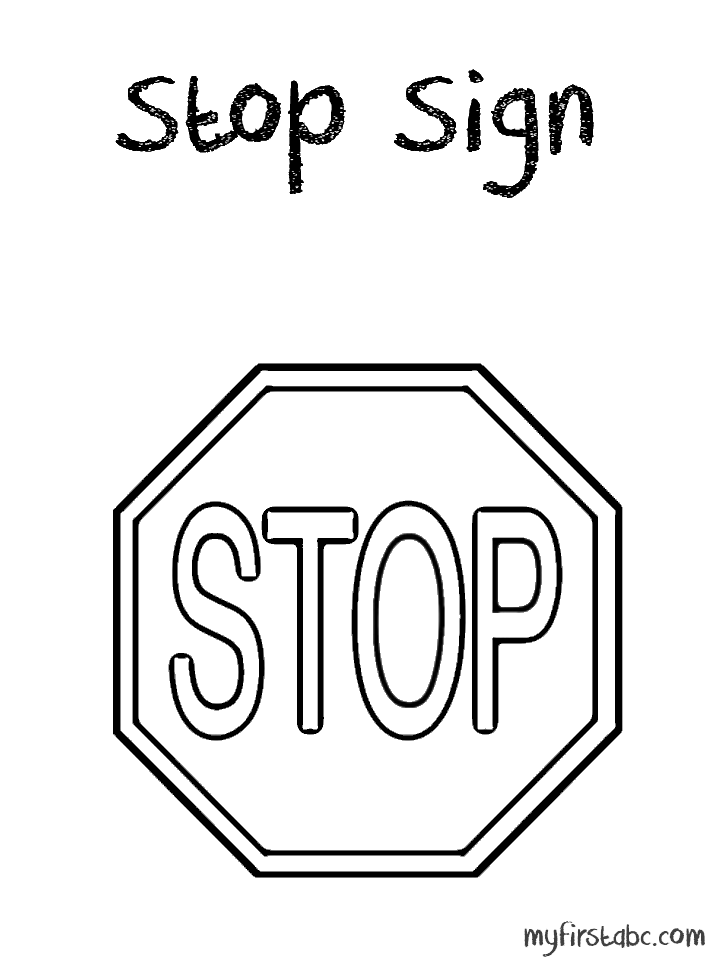 coloring sign printable stop sign coloring page coloring home coloring sign