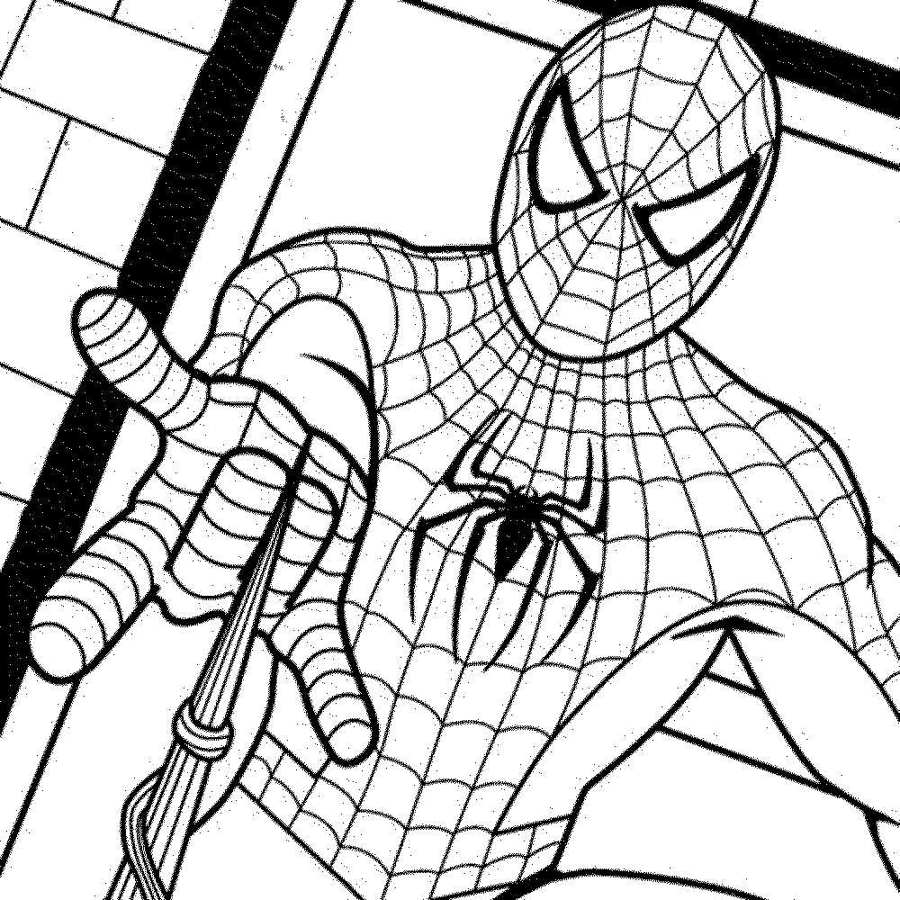 coloring spiderman color coloring page spiderman 3 coloring pages 10 color spiderman coloring
