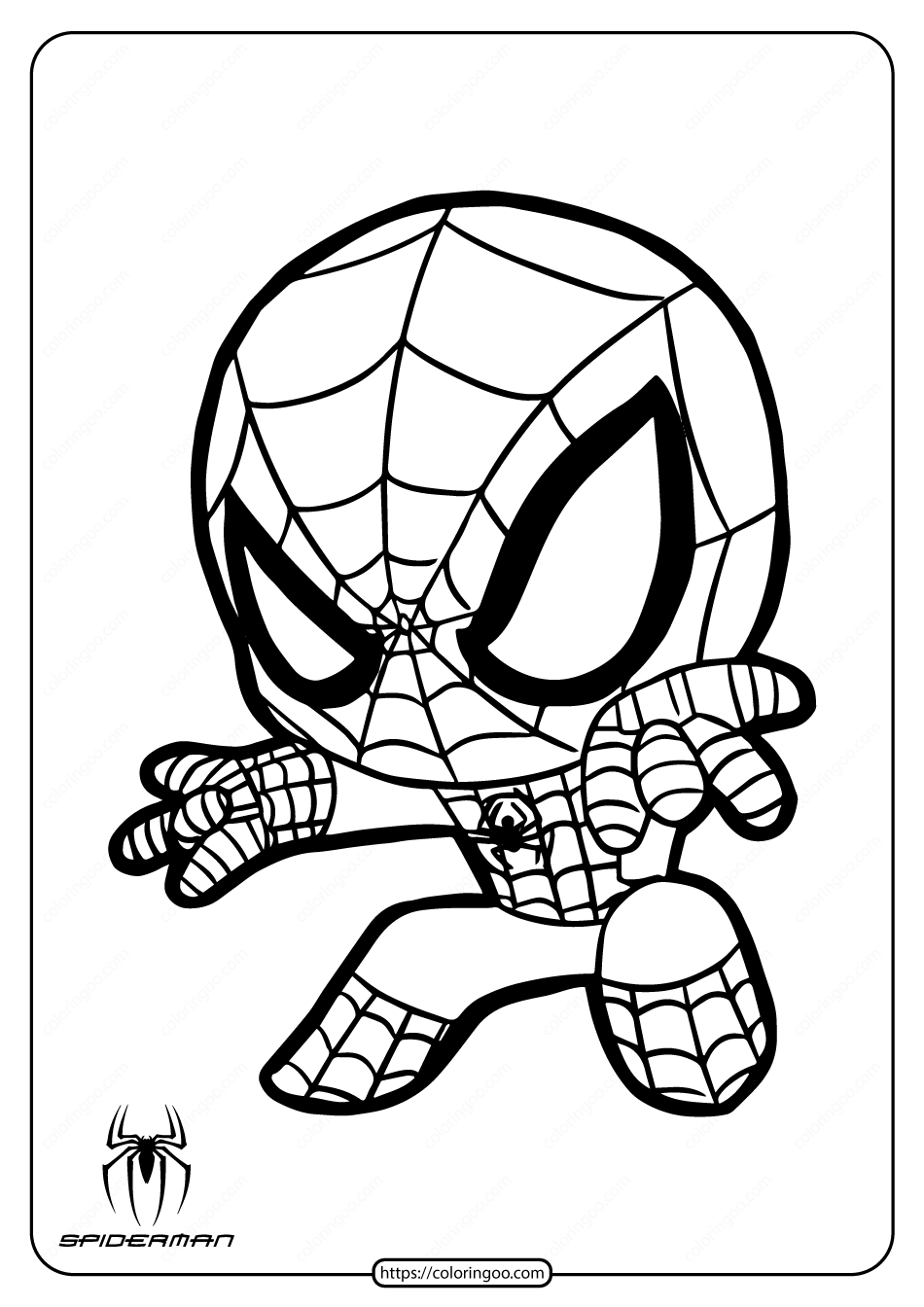 coloring spiderman color coloring pages spiderman free printable coloring pages color coloring spiderman