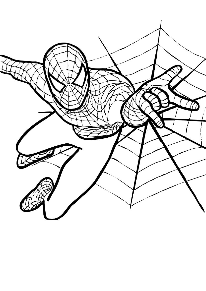 coloring spiderman color spiderman face coloring page at getcoloringscom free color coloring spiderman