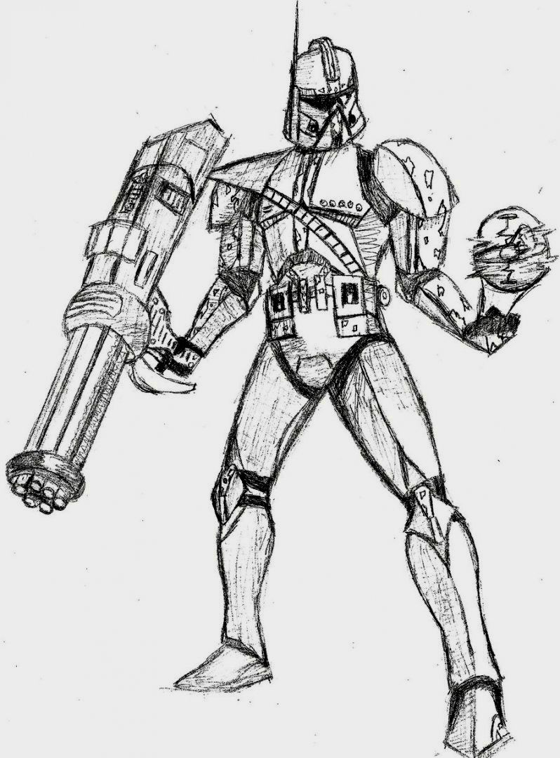 coloring star wars clone clone trooper coloring page by antonvandort on deviantart clone coloring wars star