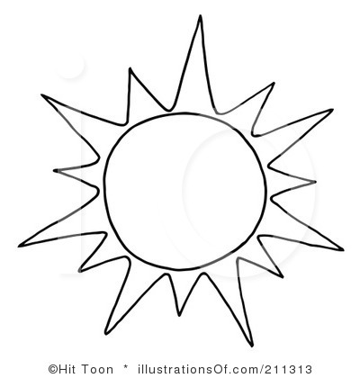 coloring sun clipart black and white best sun clipart black and white pictures illustrations white clipart sun coloring black and