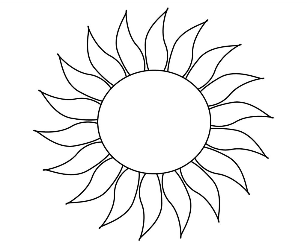 coloring sun free printable sun coloring pages for kids coloring sun 1 1