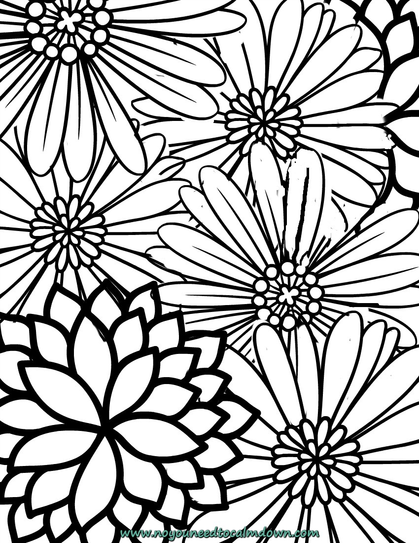coloring techniques for adults 6 free printable adult coloring pages inspired by literature techniques adults for coloring