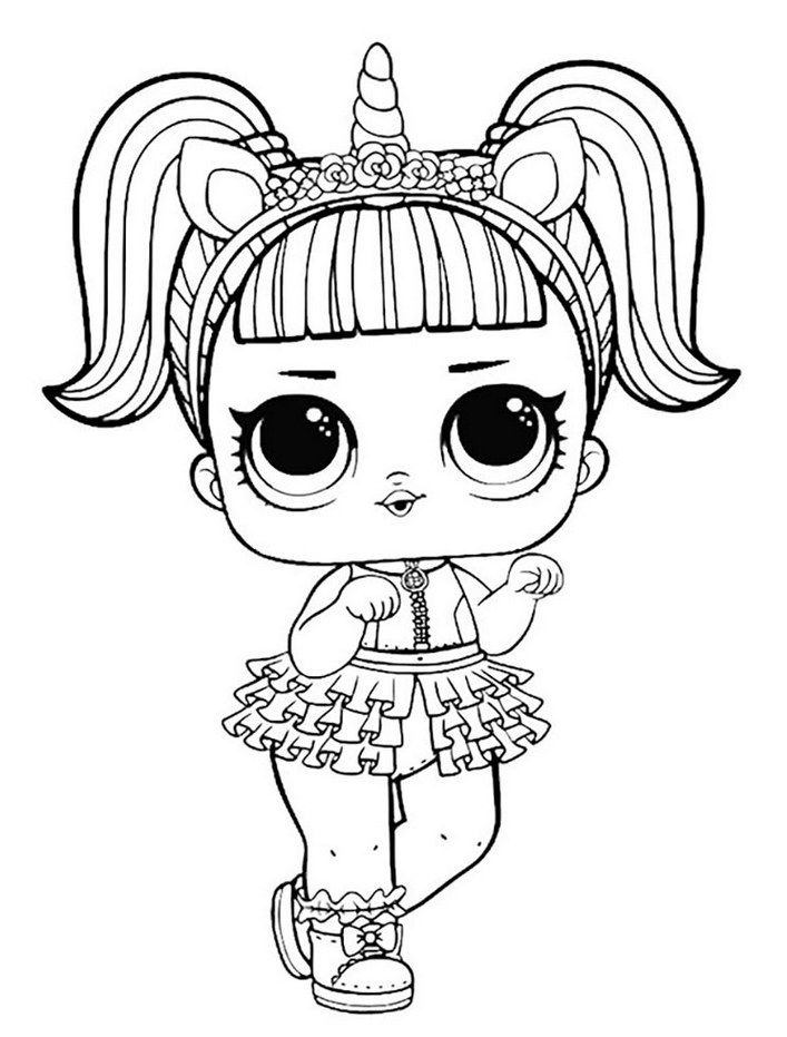 coloring template printable lol colouring pages free printable lol doll coloring pictures dollface colouring template coloring pages lol printable
