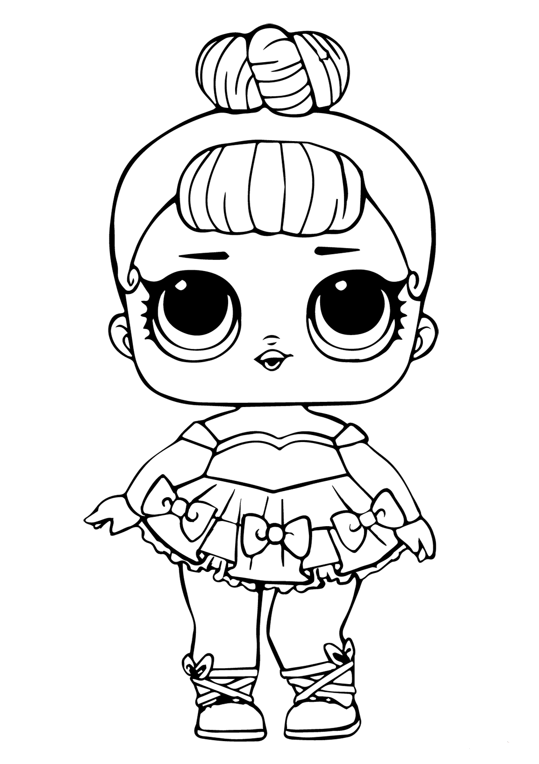 coloring template printable lol colouring pages lol doll line dancer coloring page free printable coloring pages lol printable template colouring