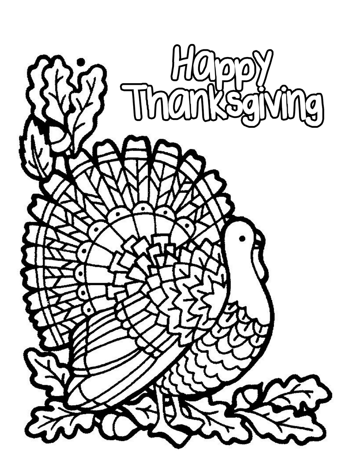coloring thanksgiving pictures happy thanksgiving coloring pages to download and print coloring pictures thanksgiving