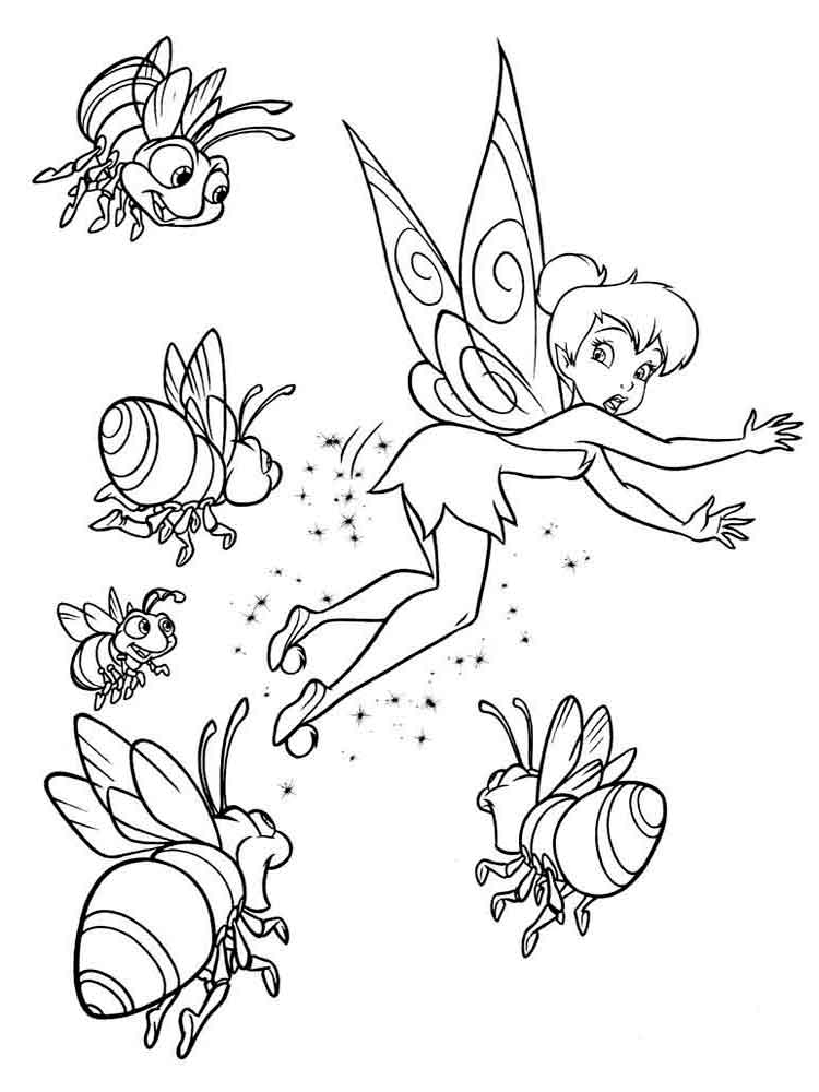 coloring tinkerbell cartoon pin by kailena ollis on template and printables tatouage cartoon tinkerbell coloring