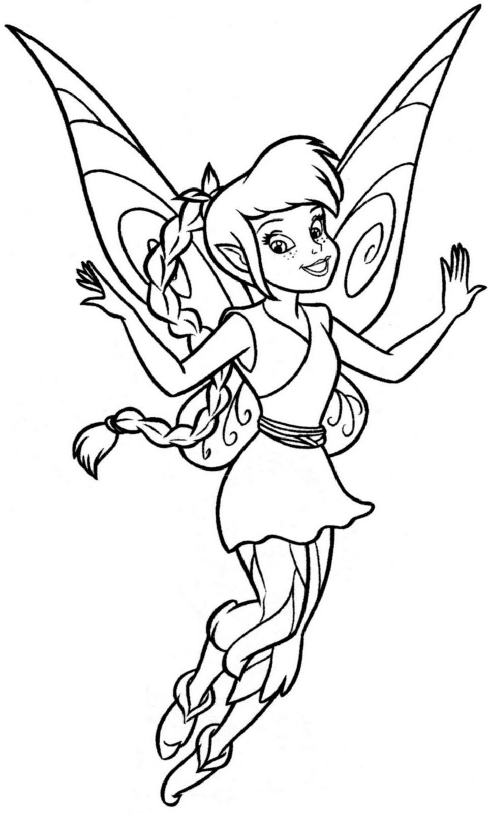 coloring tinkerbell cartoon tinkerbell coloring pages cartoon tinkerbell coloring