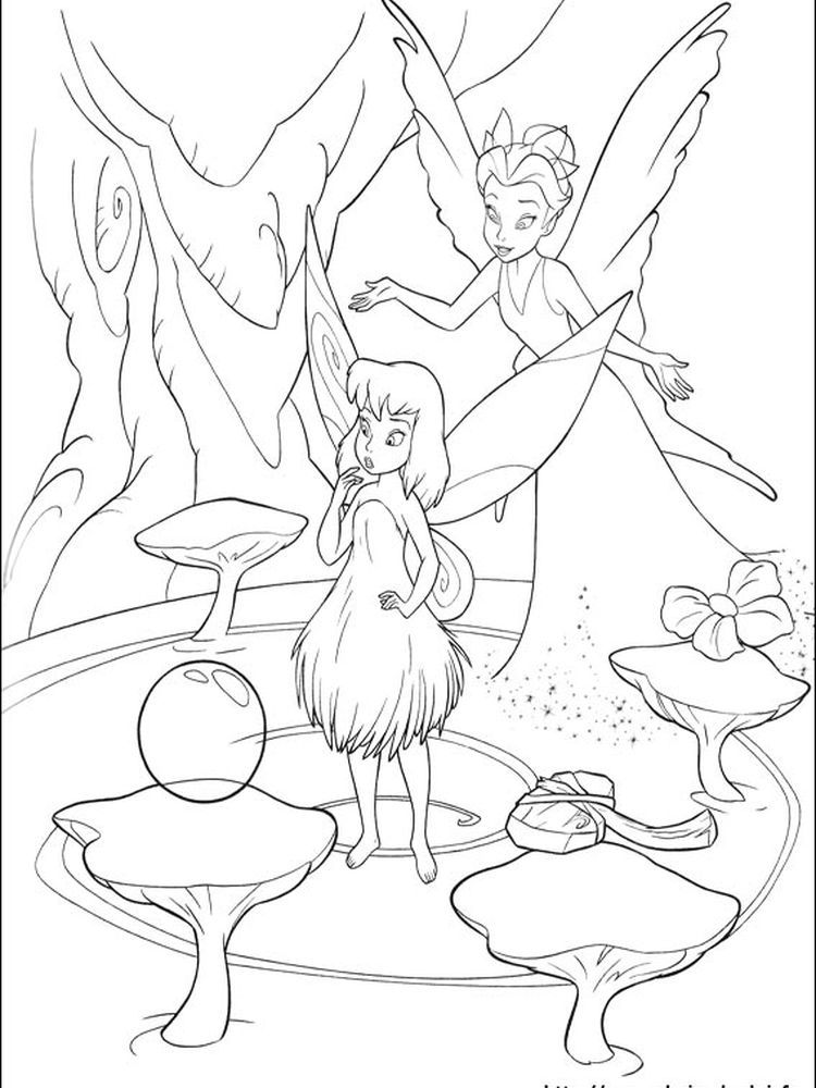 coloring tinkerbell cartoon tinkerbell  desenhos para colorir tinkerbell cartoon coloring