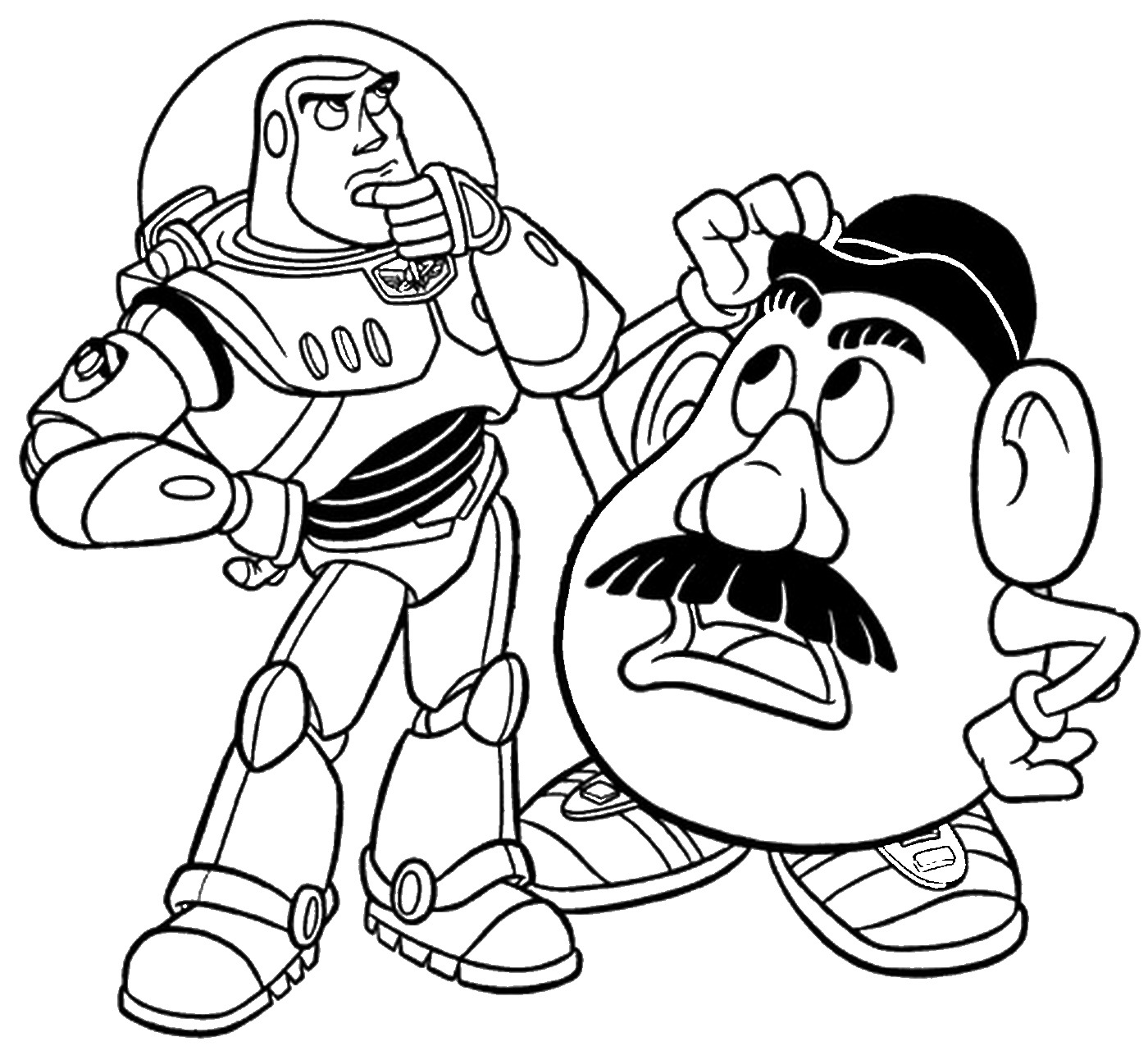 coloring toy story printables 30 free printable toy story coloring pages story printables coloring toy