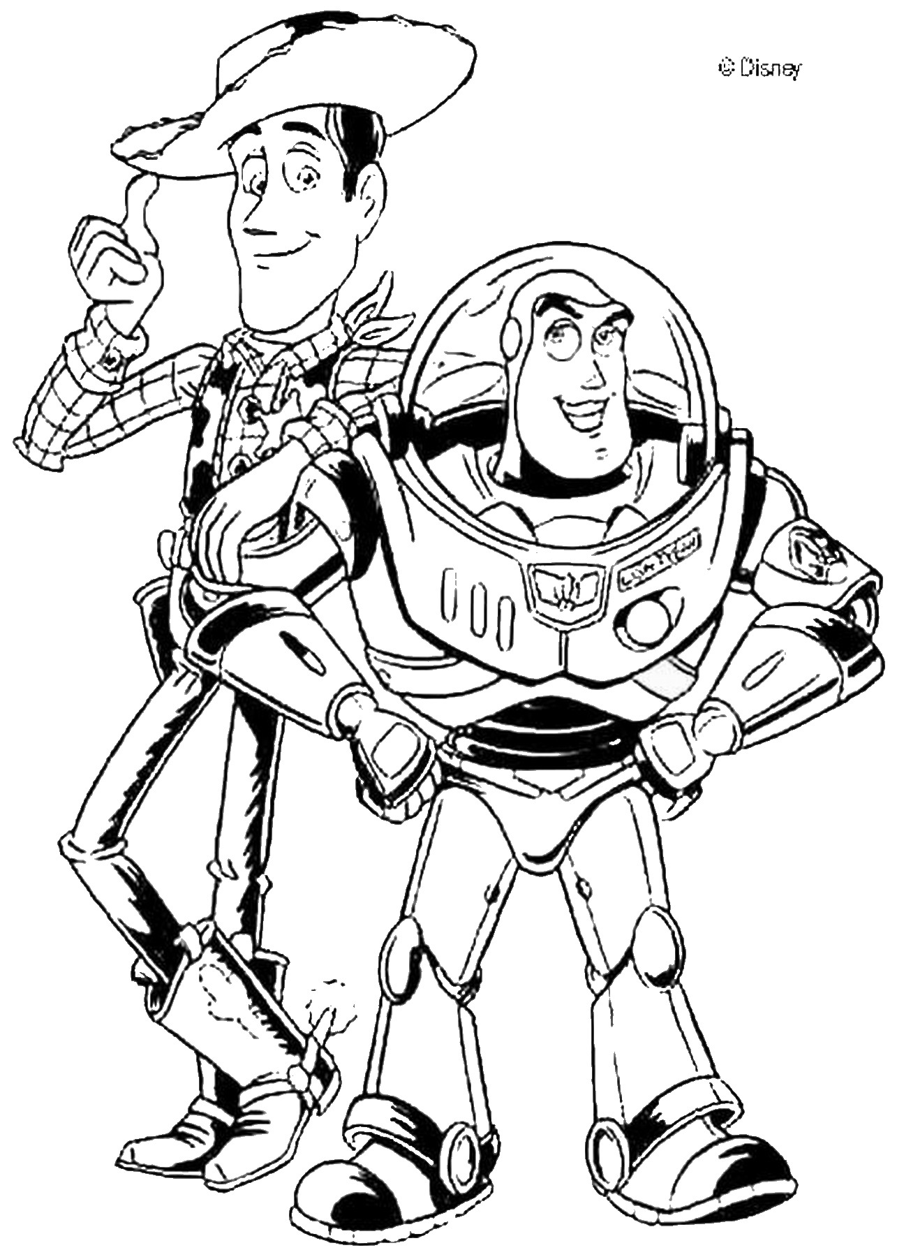 coloring toy story printables toy story coloring pages disneyclipscom story coloring toy printables